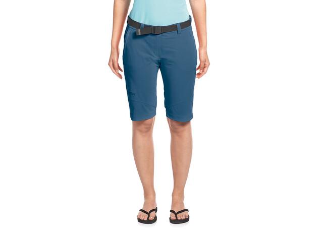 Maier Sports Lawa Bermudas Pitkät Naiset, ensign blue